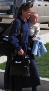 FLDS mother and child