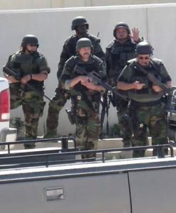 Armed Raid of YFZ